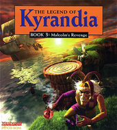 The Legend of Kyrandia: Book 3: Ma. Rev. Screenshot