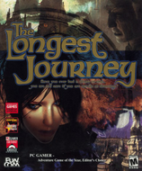 The Longest Journey Screenshot
