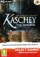 The World's Legends: Kaschey the Immort.