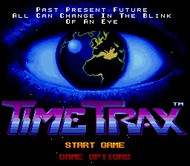 Time Trax title screen