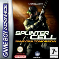 T.C.'s Splinter Cell: Pandora Tom. (GBA) Screenshot
