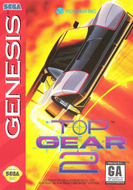 Top Gear 2 (Genesis) Screenshot