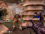Turok 2 Seeds Of Evil N64 Ingame Screenshot
