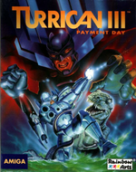 Turrican III: Payment Day (Amiga) Screenshot