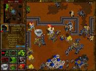 Warcraft II ingame 1 Screenshot