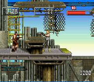 Waterworld SNES Ingame