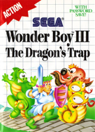 Wonderboy III MS Box