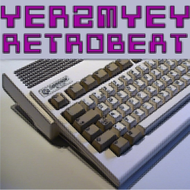 RetroBeat - Album front cover Screenshot