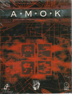 Amok PC Box Screenshot