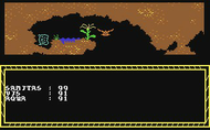 Antics - Ingame Screenshot - C64 Screenshot