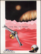 Arc of Yesod: Box Art - C64