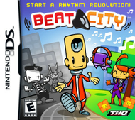 Beat City - Cover art