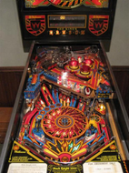 Black Knight 2000 Pinball