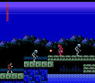 Castlevania2 Screenshot