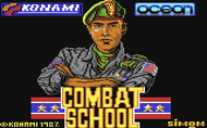 Combat School - Loading Screen - C64