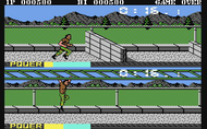 Combat School - Ingame Screen - C64