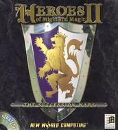 Heroes of Might and Magic II Screenshot