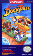 Duck Tales NES Box