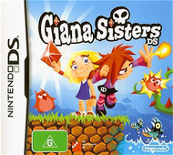 Giana Sisters DS Screenshot