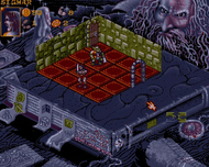 Hero Quest - In the game Screenshot