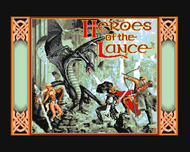 Heroes of the Lance - Amiga