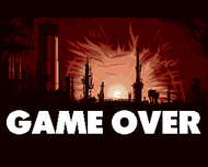 Hired Guns game over