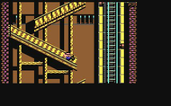 Hudson Hawk - Ingame Screen #3 - C64