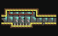 Hudson Hawk - Ingame Screen #4 - C64