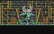 Hudson Hawk - Ingame Screen #9 - C64