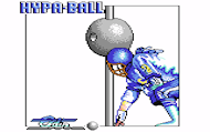Hypa-Ball - Loading Screen - C64