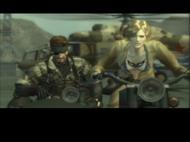 Metal Gear Solid 3: SE (ingame 1) Screenshot