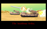 Dune II: Battle for Arrakis (ingame 1)