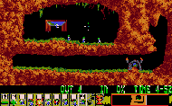 Lemmings - Ingame 1 - Amiga
