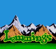 lemmings-pce Screenshot