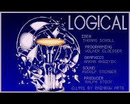 Logical: Title - Amiga