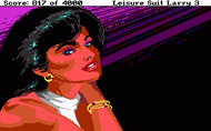 Leisure Suit Larry 3-1 Screenshot