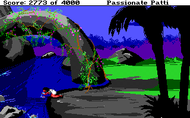 Leisure Suit Larry 3-3 Screenshot