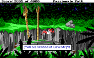 Leisure Suit Larry 3-4 Screenshot