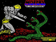 Masters Of The Universe - Speccy
