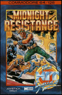 Midnight Resistance (C64/C128)