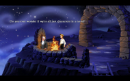 The Secret of Monkey Island SE (ingame1) Screenshot