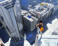 Mirror's Edge - Above Screenshot