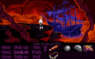 Secret Of Monkey Island - Screen 3