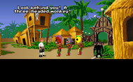 Secret Of Monkey Island - Screen 2