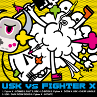 USK vs Fighter X