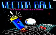 Vector Ball - Amstrad CPC
