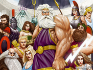 Zeus: Master of Olympus - Loading Screen Screenshot
